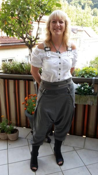 Steffi Horn aus Germersheim
